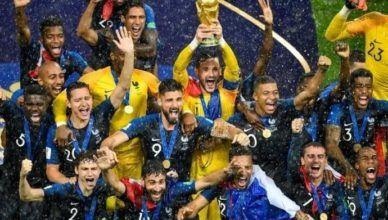 Arena Geral: Torcer é o nosso esporte! O Novo Ranking da FIFA