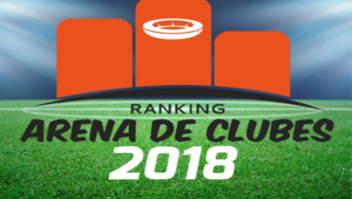 Ranking Arena Geral de Clubes 2018