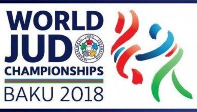 Seleção pronta para o Mundial de Judô em Baku!