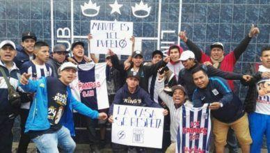 Arena Geral: Torcer é o nosso esporte! Religiosos x Torcedores: A batalha do Alianza Lima