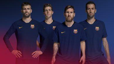 Arena Geral: Torcer é o nosso esporte! Barcelona vai mudar de escudo... E DE NOME?
