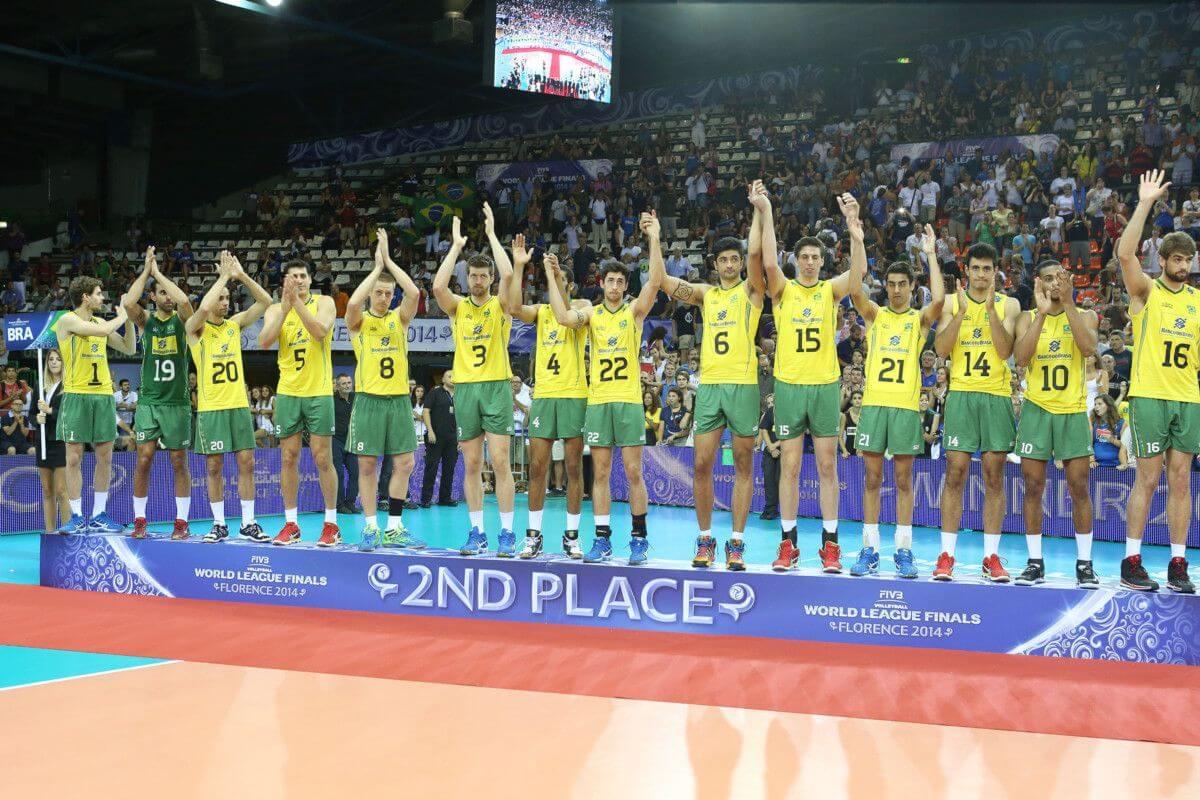 Arena Geral: Torcer é o nosso esporte! Mundial de Vôlei Masculino. Será que dá Brasil?