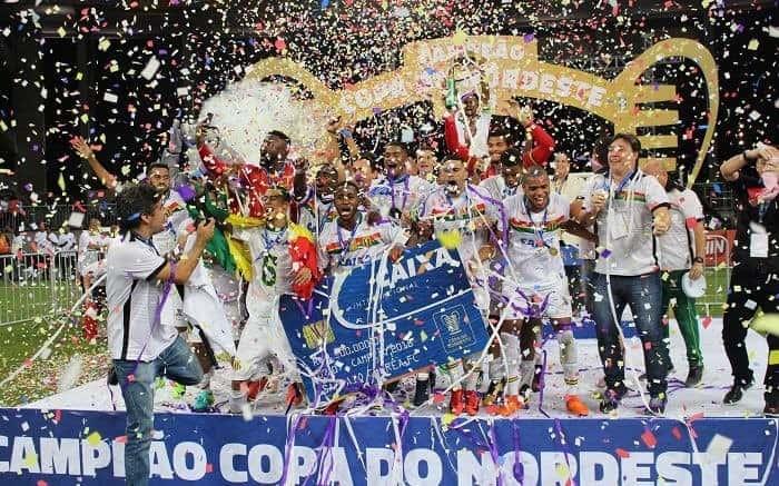 Arena Geral: Torcer é o nosso esporte! Copa do Nordeste 2019!
