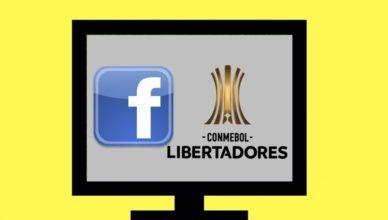 Assistir Libertadores na quinta? Só pelo Facebook!