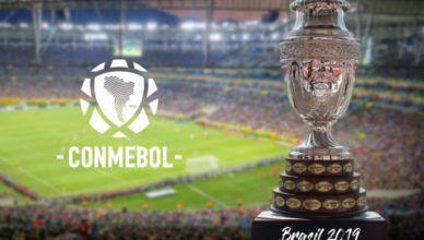 Tabela da Copa América 2019