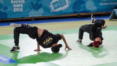 Street Dance será esporte olímpico em Paris 2024