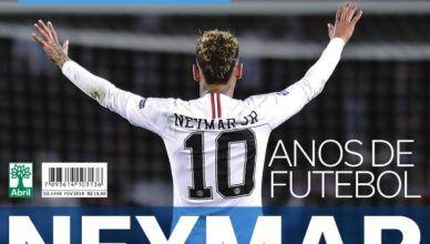 Neymar melhor jogador brasileiro depois de Pelé  Achamos 5 melhores que ele dce74a7662735