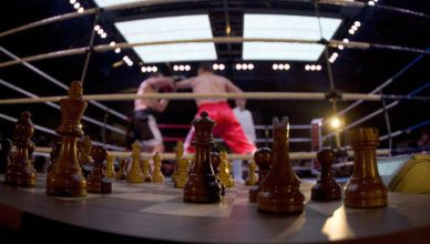 Esportes que deveriam estar em Tóquio: Boxe Xadrez