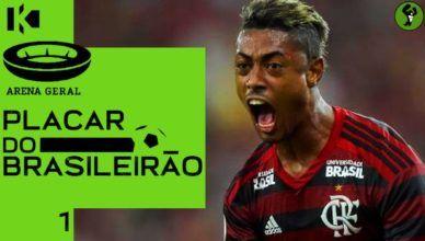 AG Placar do Brasileirão 2019 #01