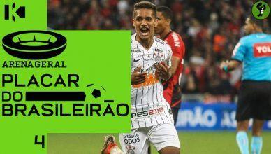 AG Placar do Brasileirão #04
