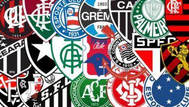 Histórico dos Campeões Brasileiros de 1959 a 2018