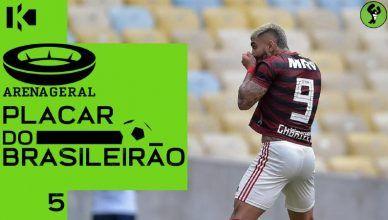 AG Placar do Brasileirão #05