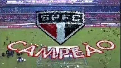 É só sair do São Paulo que você ganha títulos!