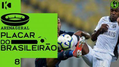 AG Placar do Brasileirão #08