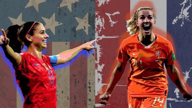 Análise Decisão Copa do Mundo Feminina 2019