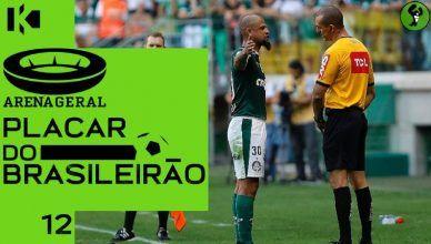 AG Placar do Brasileirão #12