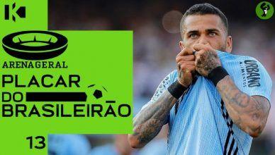 AG Placar do Brasileirão #13