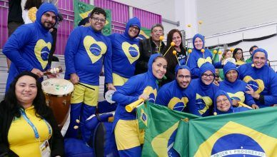 Os Chapolins brasileiros no Pan 2019