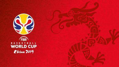 Grupos da Copa do Mundo de Basquete de 2019