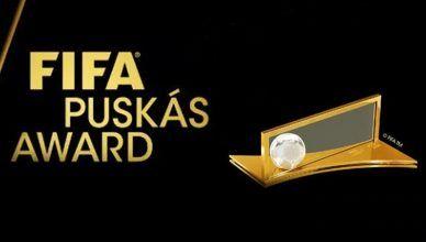 Tem brasileiro na votação do Prêmio Puskas 2019!
