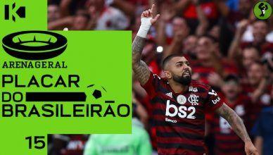 AG Placar do Brasileirão #15