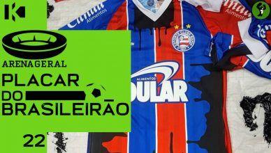 AG Placar do Brasileirão #22