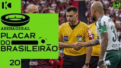 AG Placar do Brasileirão #20