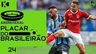 AG Placar do Brasileirão #24